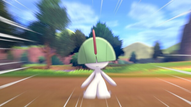 find ralts pokemon pic