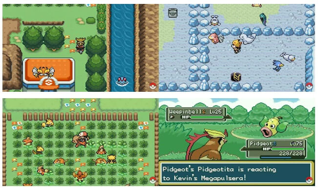 gba hack pokemon game