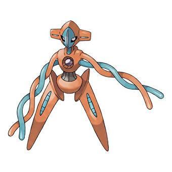 Deoxys Ex Raid Pokémon