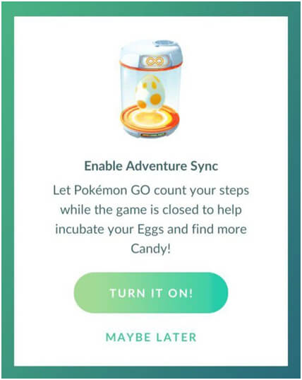 pokemon go 50km 5