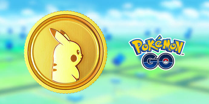 A sample PokéCoin