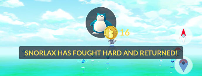 Pokémon Go Defense to earn PokéCoin