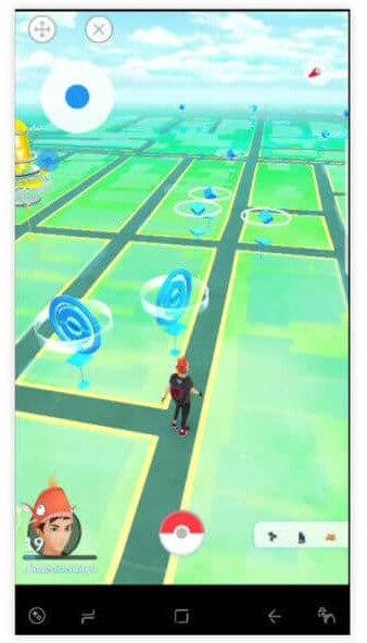 pokemon go gps joystick