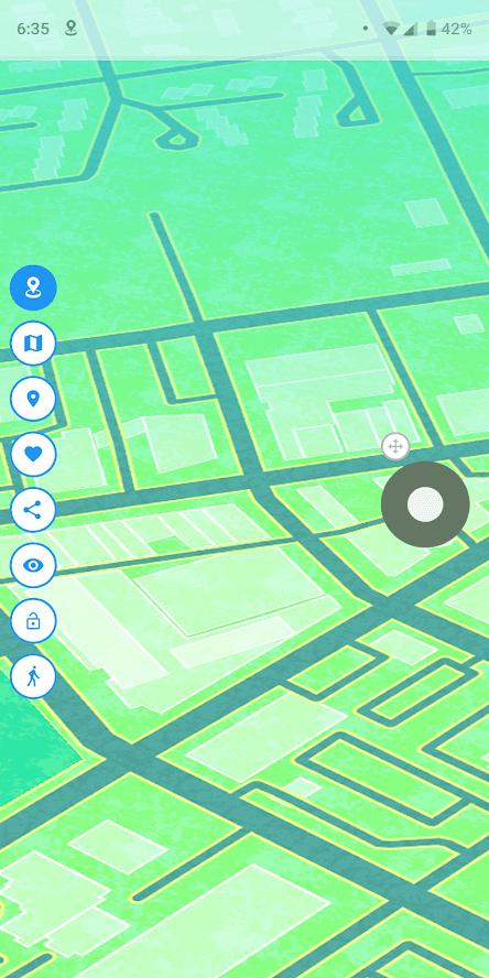 GPS JoyStick screenshot