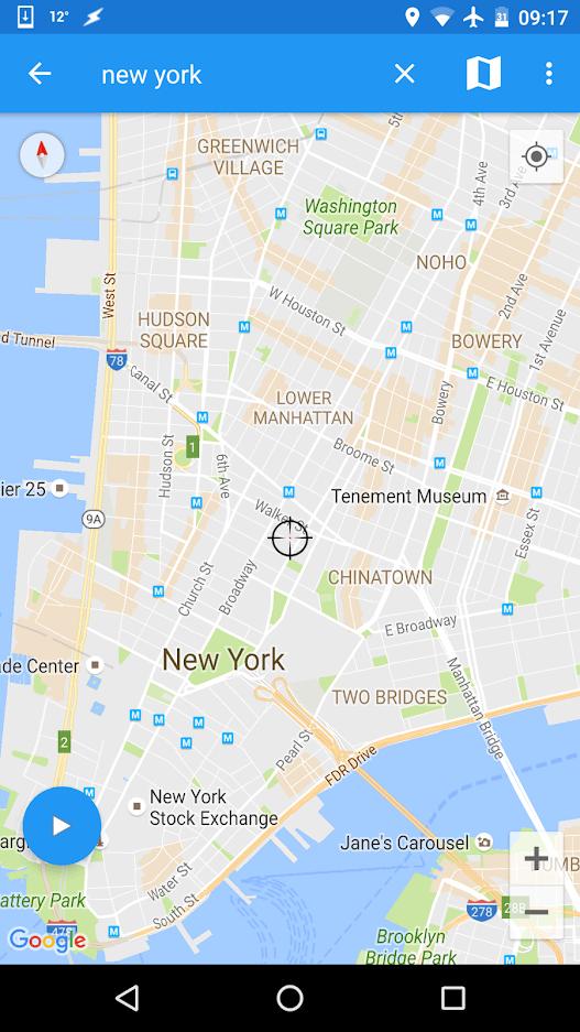 Fake GPS GO Location Spoofer Free screenshot