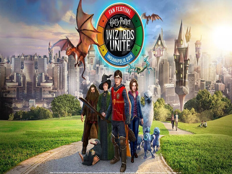 harry potter wizards unite android 1