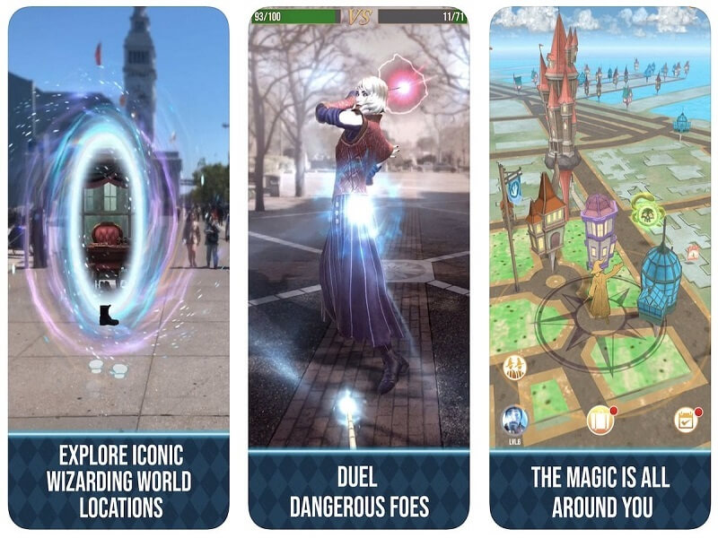 harry potter wizards unite android 3