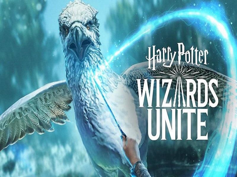 harry potter wizards unite ios 1