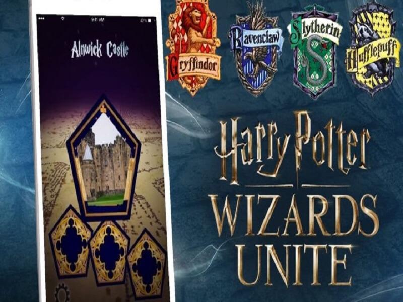 wizards unite release date 1
