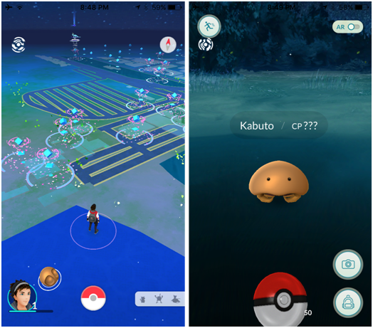 location spoofing helps pokemong go games