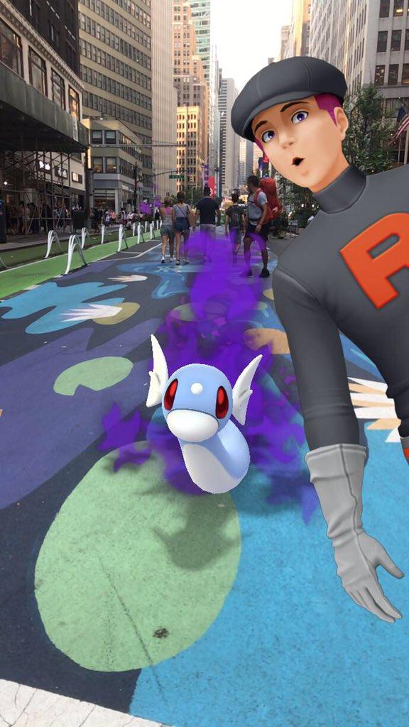 pokemon go team rocket grunts