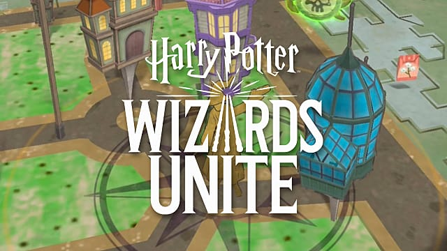 harry potter wizards unite banner